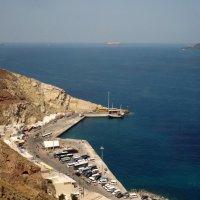 Порт Акротири. :: Чария Зоя
