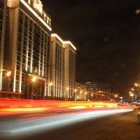 движение в ночи. :: Юлия Меликян