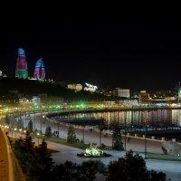 набережная Баку :: Дмитрий Камардин