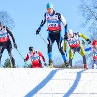 Лыжный марафон Демино :: Денис Белов