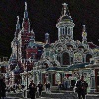 Вечное трио :: Валерий Антипов