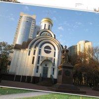 Старо-Покровский храм и памятник Елизавете Петровне... :: Тамара (st.tamara)