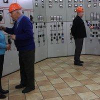 Экскурсия на промышленном предприятии :: Дарья Малькова