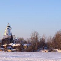 Погожий зимний день :: Борис Емельянычев