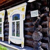 Крестьянский дом 1876 год. :: petyxov петухов