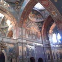 Внутри Ново-Афонского храма :: Владимир Ростовский
