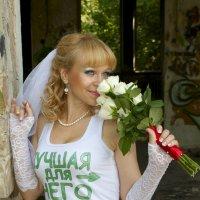 Креативная, оригинальная свадьба. :: Юрий