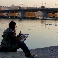 рисую город :: Валентина Папилова