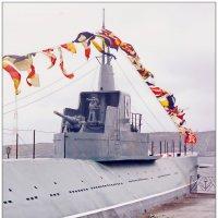 Флаги расцвечивания.  Сегодня День подводника!.. :: Кай-8 (Ярослав) Забелин