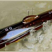 Всплыть в Арктике... :: Кай-8 (Ярослав) Забелин
