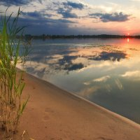 Июльские закаты :: sergej-smv