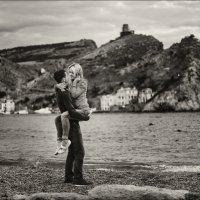 Идеальные отношения –  это по-детски чистые чувства и по-взрослому серьёзные мечты :) :: Алексей Латыш