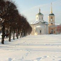 зимняя, морозная :: Александра