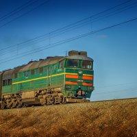 Тепловоз  2тэ116 :: Александр Афромеев