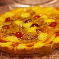 Фруктовый пирог :: TATYANA PODYMA