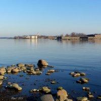 Свеаборг и остров Сяркя :: Ирья Раски