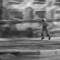 отрываясь от земли :: Maksim Telegin