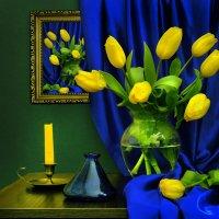 Мелодия желтого света... :: Валентина Колова