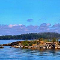 островок :: Ольга Cоломатина