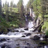на реке Ложа :: Алексей Сотников