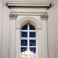 А из нашего окна ... :: Лариса Корженевская