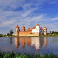 Мирский замок, Белоруссия :: Денис Кораблёв