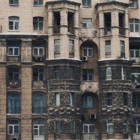 Московская архитектура :: Юлиана Мещерякова