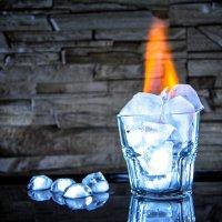 лёд и пламень :: Дмитрий Брошко