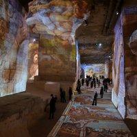 Искусство в пещере :: Оксана Грищенко