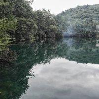 Голубое озеро :: Владимир Сквирский