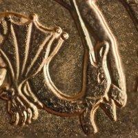 поражающий  копьем змея :: derber d