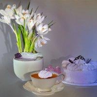 Люблю белое :: Наталия Лыкова