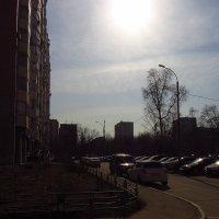 Солнечное затмение, которого я так и не заметил :: Андрей Лукьянов