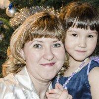 Мама с дочкой :: Виктория Большагина