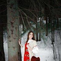 Настасья :: Анастасия Лаптева