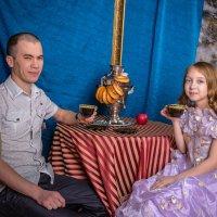папа и дочка :: Mari - Nika Golubeva -Fotografo
