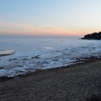Вечер над Финским заливом :: Алексей К