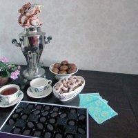 Приглашение на чай :: раиса Орловская