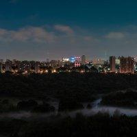 Ночной парк :: Alex_R Rujinskiy