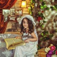 богиня маленькая) :: Янина Гришкова