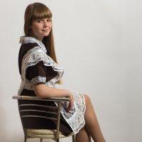 На высоком стуле :: Анатолий Тимофеев