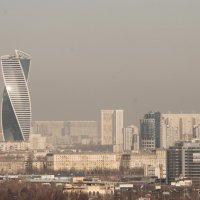 Высотки Москвы! :: Евгений Морозов