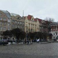 Галицкая площадь :: Николай Мезенцев