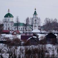 Церковь в с. Нечкино :: Алексей Golovchenko