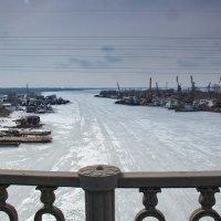 речной порт :: Арсений Корицкий