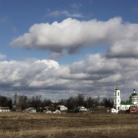 пейзаж :: Maksim Telegin