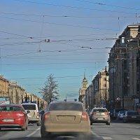 В потоке выходного дня.... :: Tatiana Markova