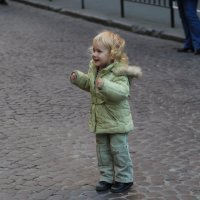 Танцующий малыш-2. :: Руслан Грицунь