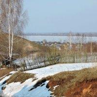 Опять весна на белом свете! :: Ната Волга