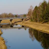 Река Свислочь :: Viktor Heronin